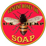 U.S. Hemp Oil Soap